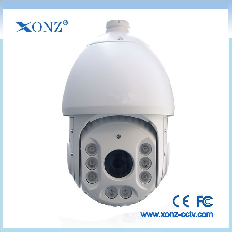 ISO CCTV factory outdoor 5 Mega pixel ptz IP Camera poe 30fps real-time Sony 5Mp WDR ip camera