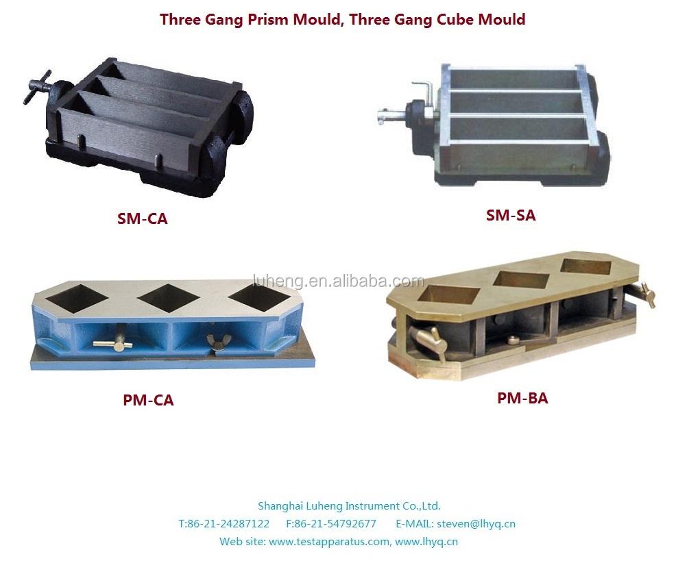 Concrete Cast Iron Cube Test Mold Buy Custom Cast Iron
