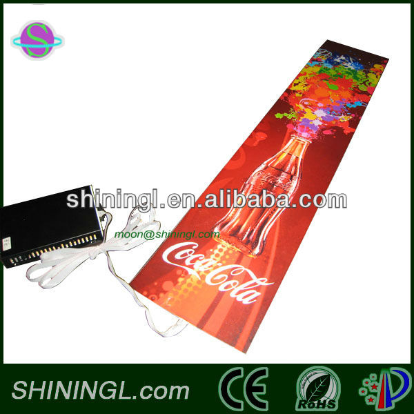 Nice Electro luminescent drink 80*16cm