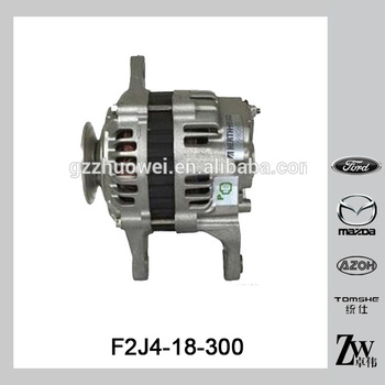 Denso Alternator Auto 12v Small Alternator For Mazda , MITSUBISHI F2J4-18-300A , F2J4-18-300