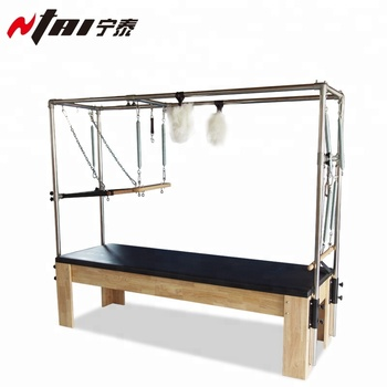 Reformer Trapeze Combination Trapeze Table Towers Classic Cadillac Pilates