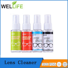 Free Alcohol-Free All Natural Anti-Static Lens Spray Lens Cleaner