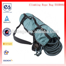 Vente Hot Outdoor Sport sac à corde pour escalade escalade sac à corde