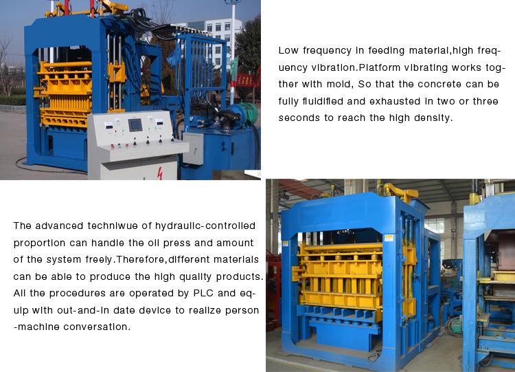 cement block machine manufacturers