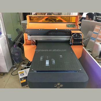 Professional Portable Mini A2uv Id Card Printing Machine Pvc Plastic Business Printer