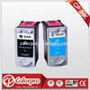 remanufactured ink cartridge for canon pg 40 cl 41 for canon pixma mp160 cartridge