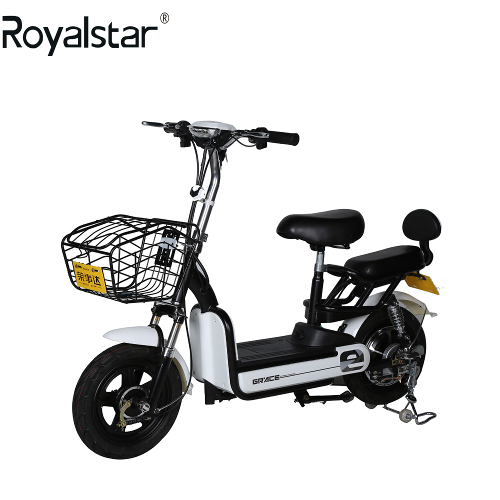 Mini smart charming green power 500W Greatful battery life LCD speed Display adult electric moped