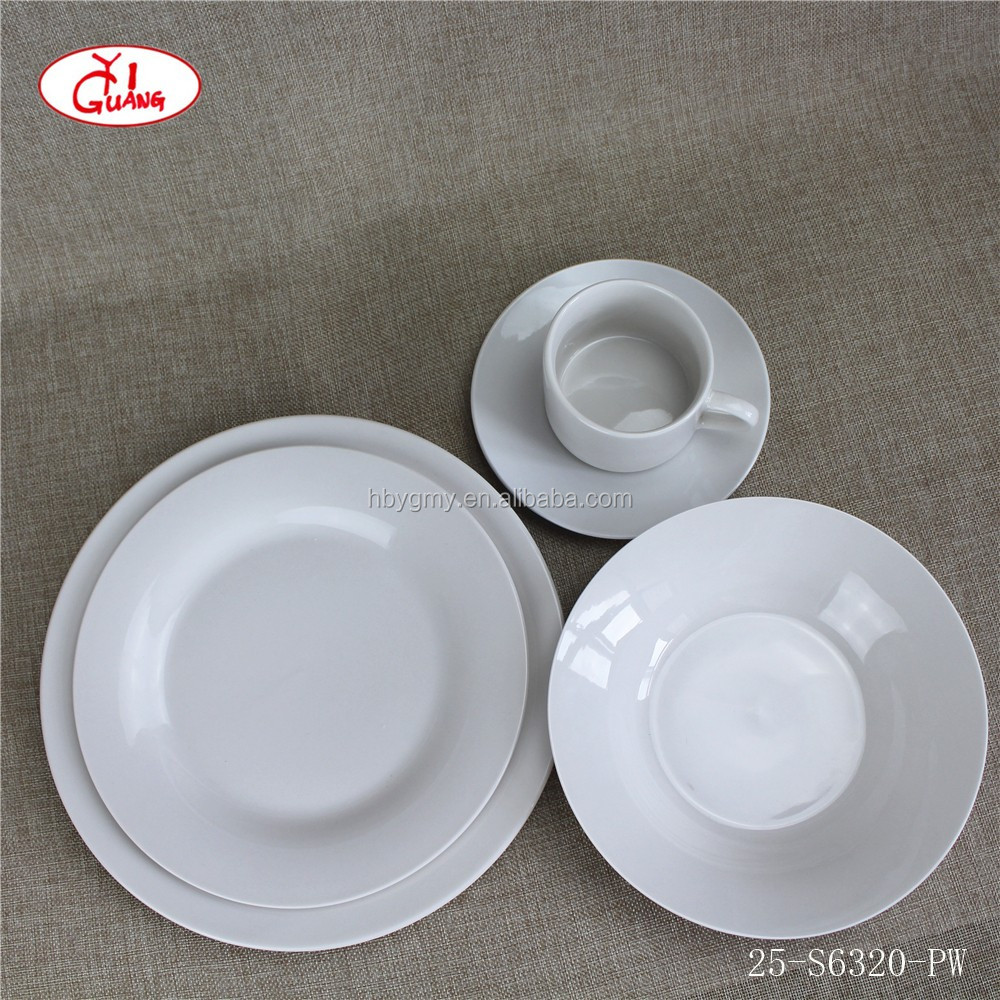 Wholesale Customizable Cheap Bulk Dinner Plates View Dinner Plates YIGUANG