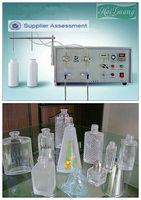 natural piston liquid PE bottle filling machine/equipment,small portable liquid filling machine