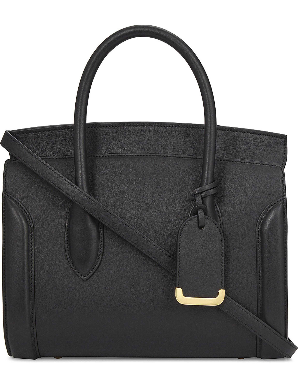 Guangzhou Oem Sleek Grained Leather Elite Handbags