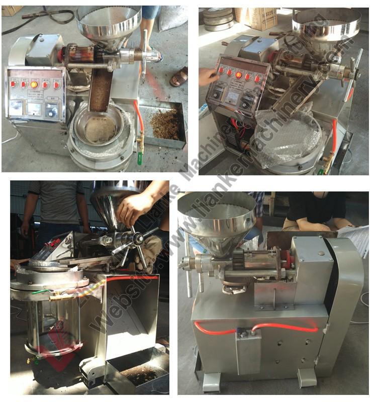 Lk50 Cheap Avocado Oil Processing Machine Hot Cooking