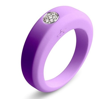 Silicone Ring With Diamond >> Dr 01 Jewelry Ring Diamond Silicone Engagement Wedding Ring Buy