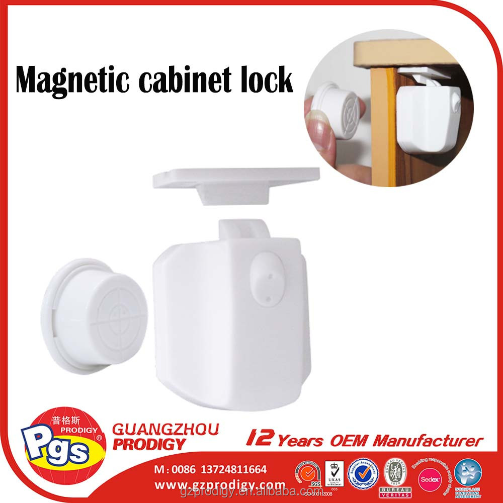 Adhesive Magnetic Magnet Cabinet Drawer Child Safety Lock - Buy ...