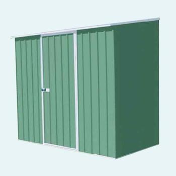 Steel Metal Storage Shed Supplier / Prefab Kit Set Manufacturer
