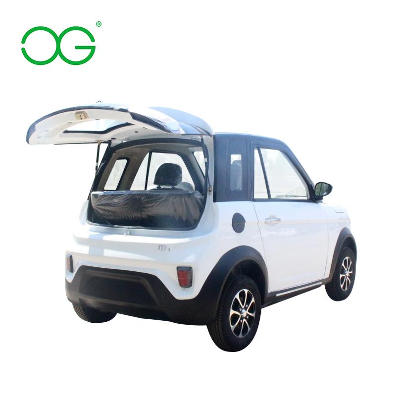 DOT EEC Сертифицированный L7e/L6e 4/2 seaters электрические новые автомобили со скоростью 60 км ternary литиевая батарея Левая Правая рука вождения