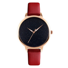 New vogue fashion female leather strap lady quartz watch Skmei 9141 luxury lovely relogio feminino