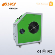OH3000 hho hydrogen gas welding machine hydrogen powder generator