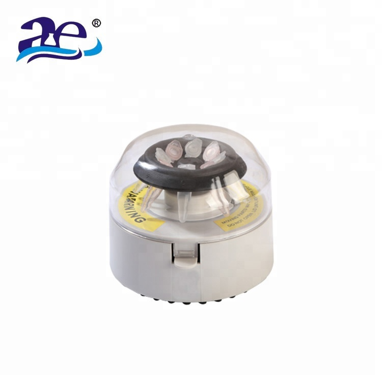 Hot selling desktop mini laboratorium centrifuge