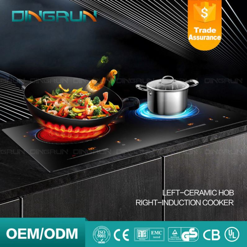 Infrared Induction Cooker Magnetic Haloge