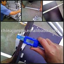 Inspection, Quality Control and Loading Test of Scaffolding