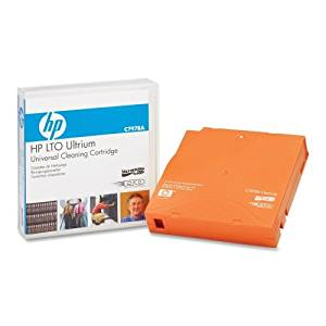 """Hewlett-Packard - Hp Lto Ultrium Universal Cleaning Cartridge - Lto - 1046.59 Ft Tape Length - 1 Pack """"Product Category: Storage Media/Tape Media"""""""
