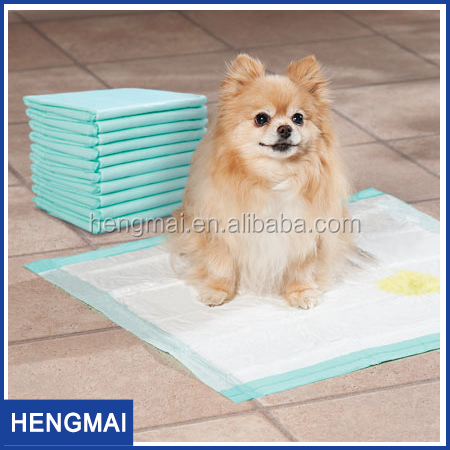 Absorbent Non Woven SAP Training Pee Pads for Dogs