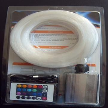 Wholesale LED Fiber Optic String; fiber optic light 3mm;150m rgb ...