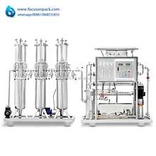 Activated Carbon Water Filter Drinking Water Ozonator Machine Tfc Ro Membrane