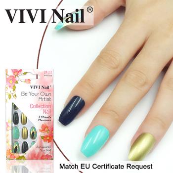 Newair Nail Art Supplies 24pcs Nails Coffin Tips Buy Nail Art