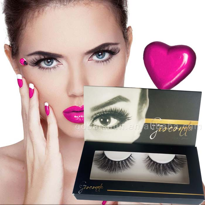 3D silk lashes faux mink korean eyelashes