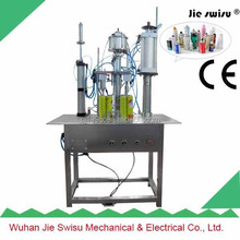Factory Liquid Nitrogen Spray Filling Machine On Sale