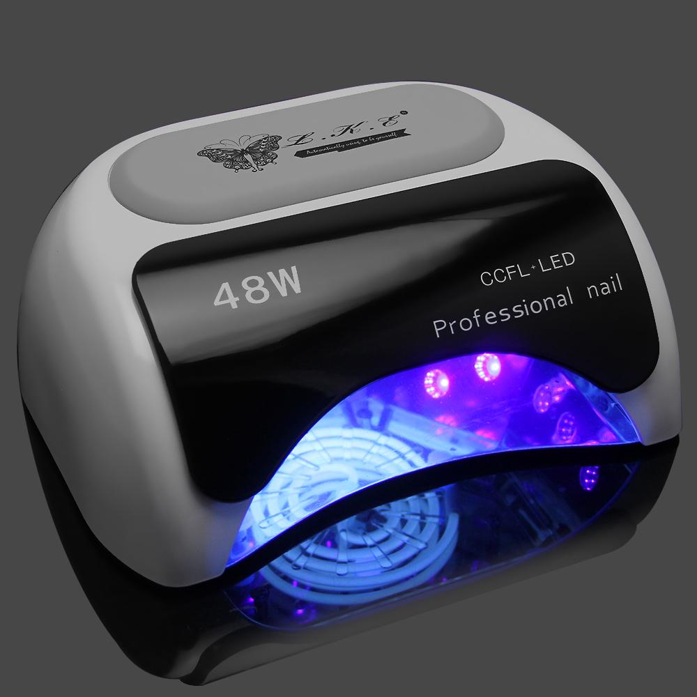 Buy Professional 48w Ccfl Led Uv Lamp Nail Dryer Gel