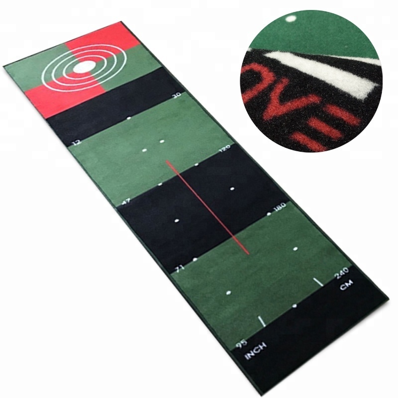 Benutzerdefinierte Indoor Golf Putting Mat