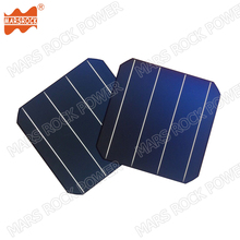 4BB 19.8-19.9% High Efficiency 4.80-4.83w A Grade 6x6 monocrystalline solar cell for sale