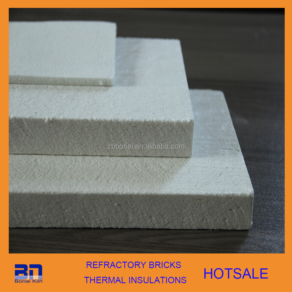 Tablero de fibra de cer mica para el calor insualtion de for Horno ceramica precio