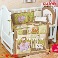 Wholesale Cheap Children Bedding Sets China Baby Crib Bedding Set