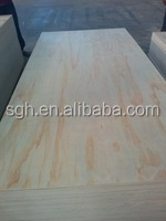 Stable Hoop Pine construction with high appearance grade face and lesser grade back, -Hoop pine provides an excellent substrate