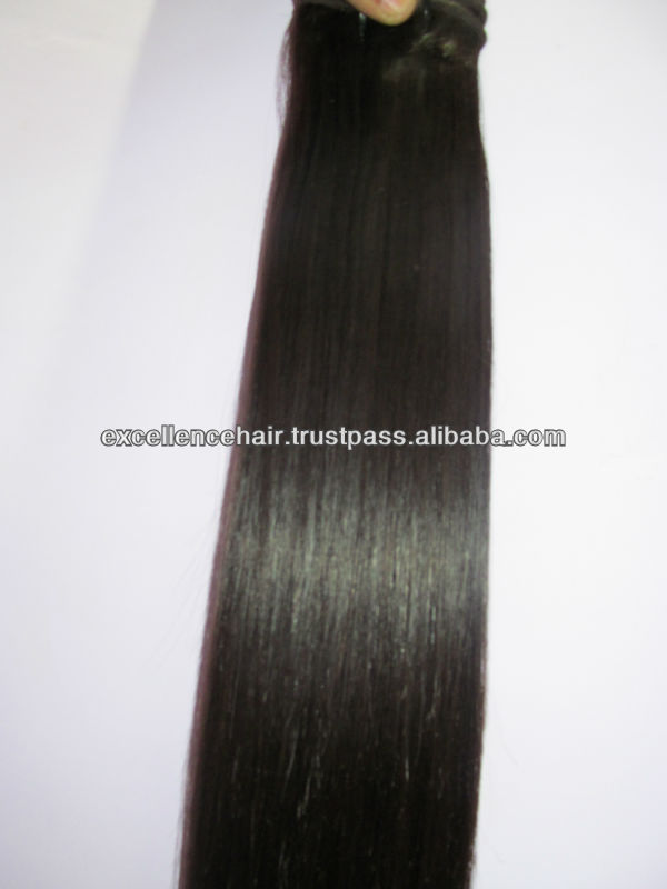 High Quality Human Hair Supplier Exporter in India Virgin Brazilian Hair Extension Manufacturer in India