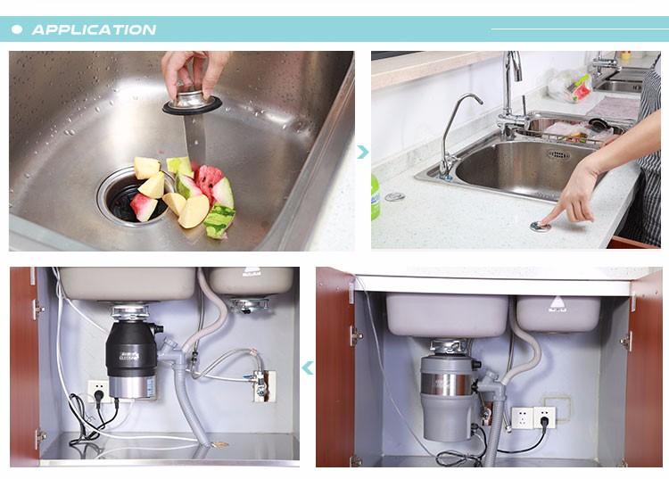 Kitchen Waste Disposal,Automatic Garbage Disposal,Electric Garbage Disposal  - Buy Kitchen Waste Disposal,Automatic Garbage Disposal,Electric Garbage ...
