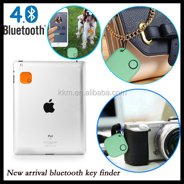 Remote Control Bluetooth Smart Android Support Phone Finder Smart Kechain Alarm System