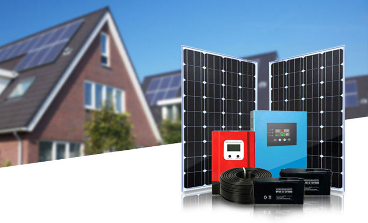 500w to 100kw home solar power system