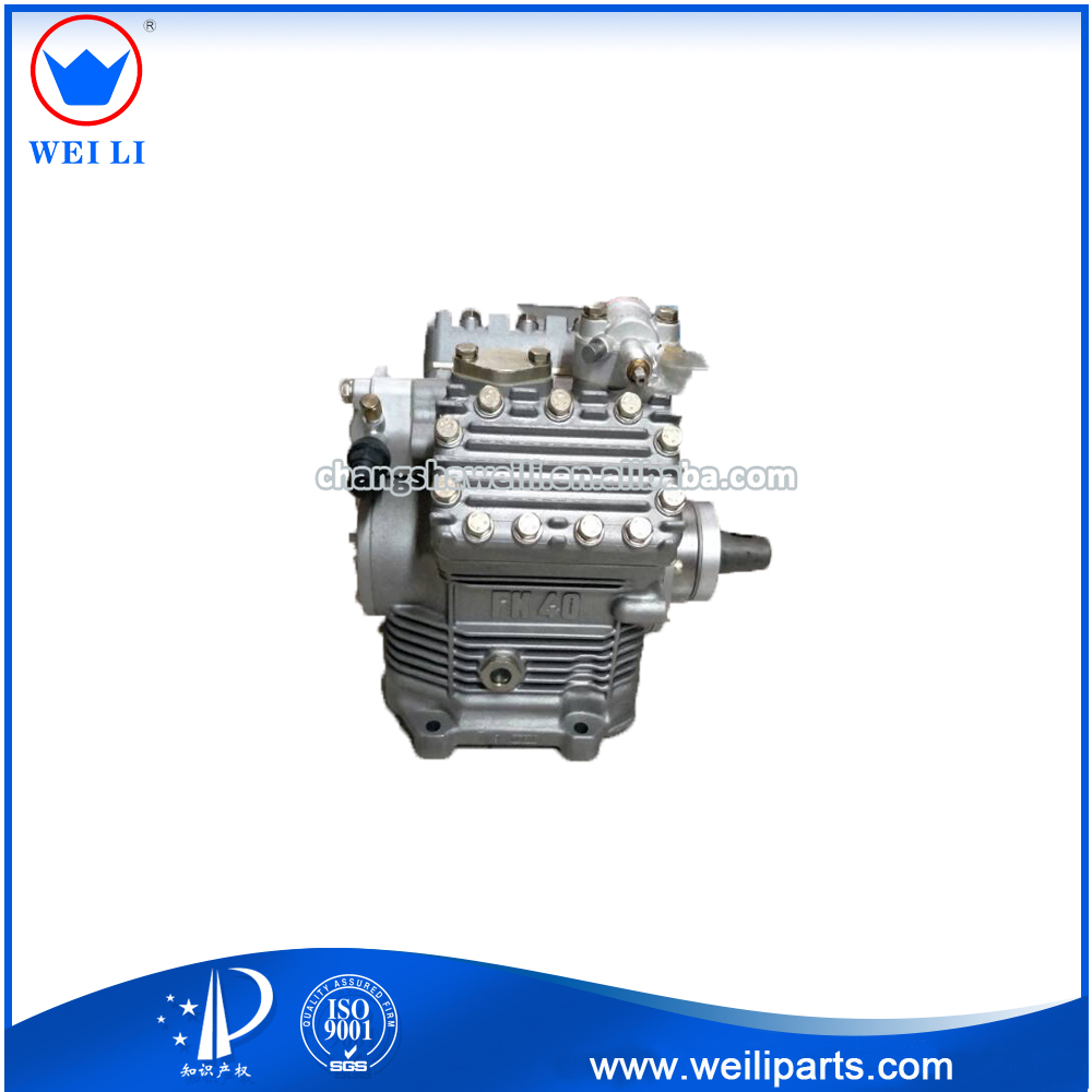 Air conditioning system price Bock Auto AC Compressor for Kinglong/Yutong/ buses