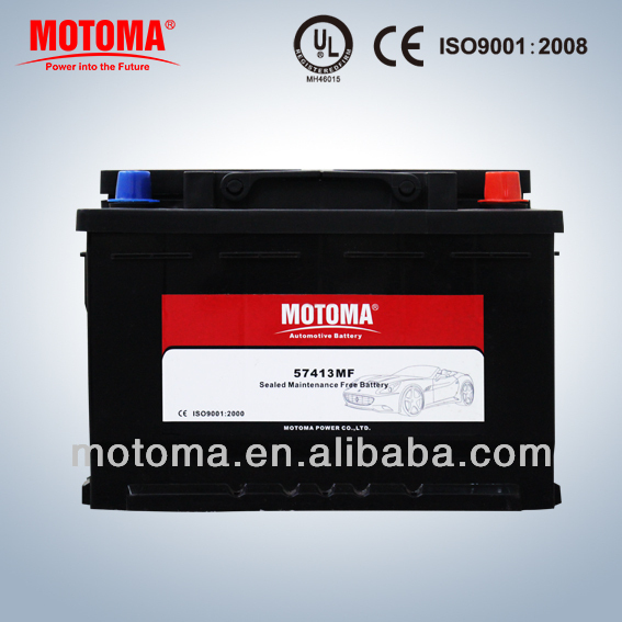 Good performance Gel 12V74Ah sla battery for electric car