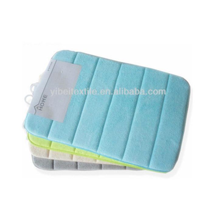 Color Designer Disposable Rug Bath Mat