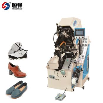 0f58275e20d342 Shoe factory equipment sport shoe ladies shoes making machine computerized  automatic Toe Lasting Machines