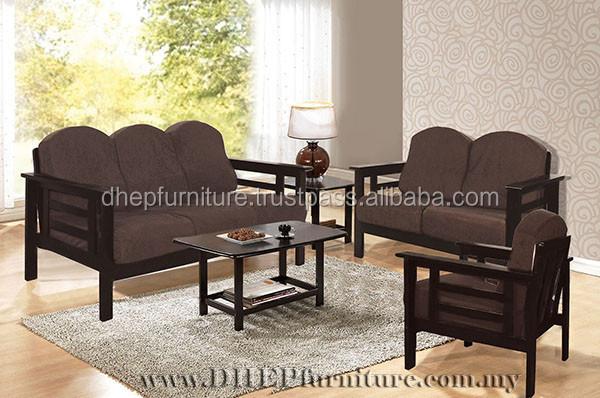 fantastic cushion for wooden sofa set chair