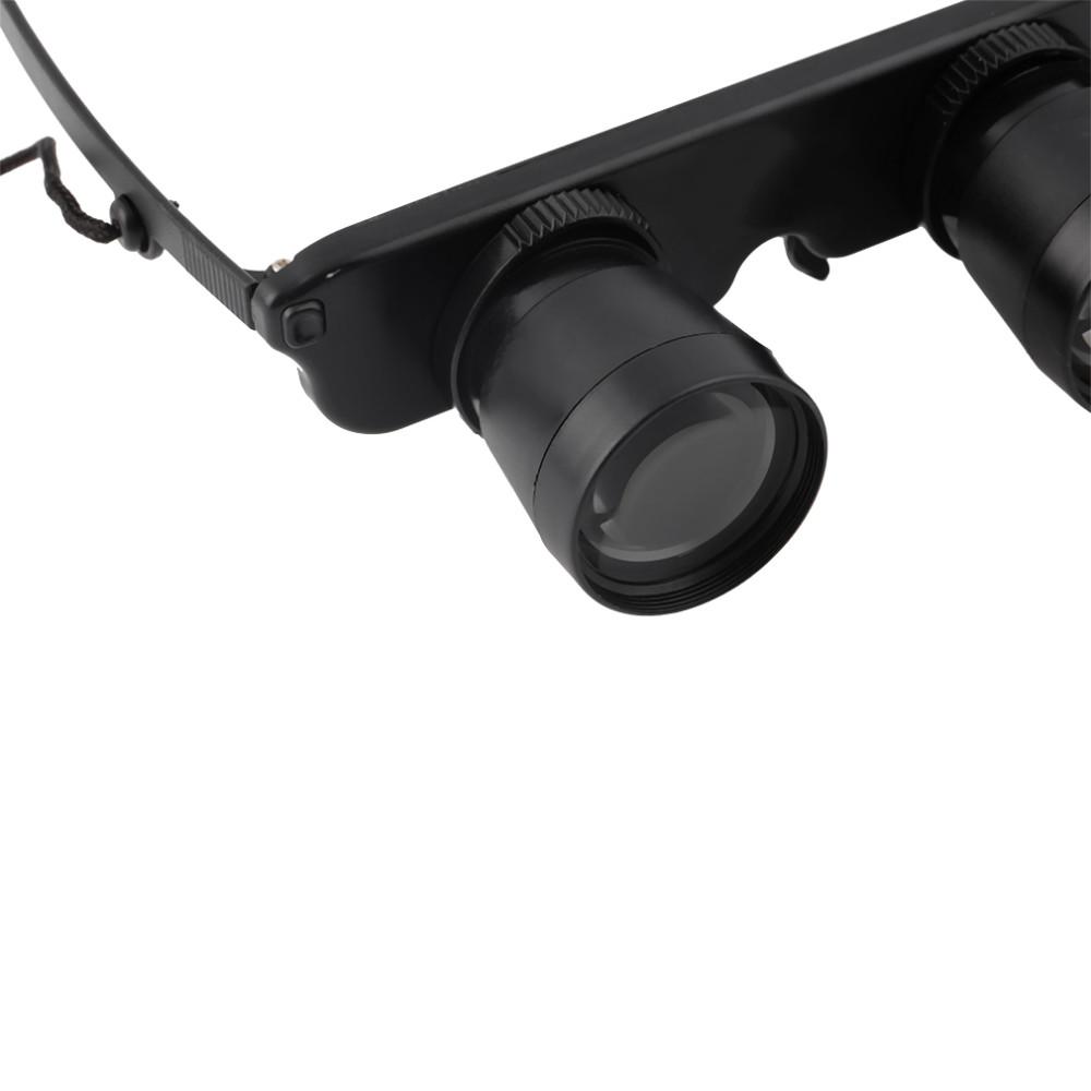 89d29866d01 Good deal 3x28 Magnifier Glasses Style Outdoor Fishing Optics ...