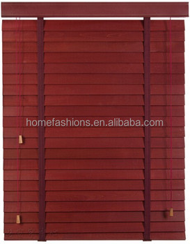 faux wood blinds and bamboo shade pvc shutter wooden slats
