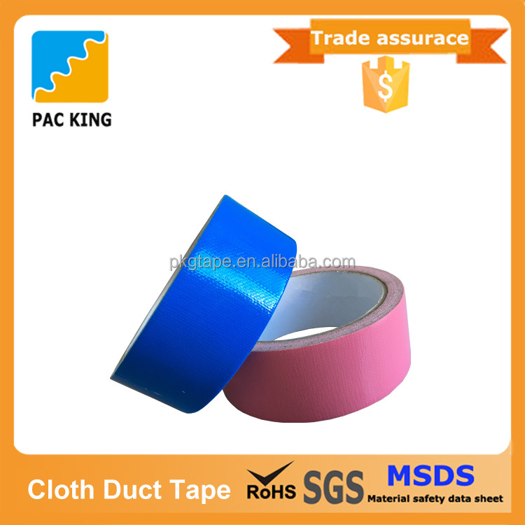 The Largest Manufacturer 27 Mesh Green Cloth Duct Tape With Natural Rubber