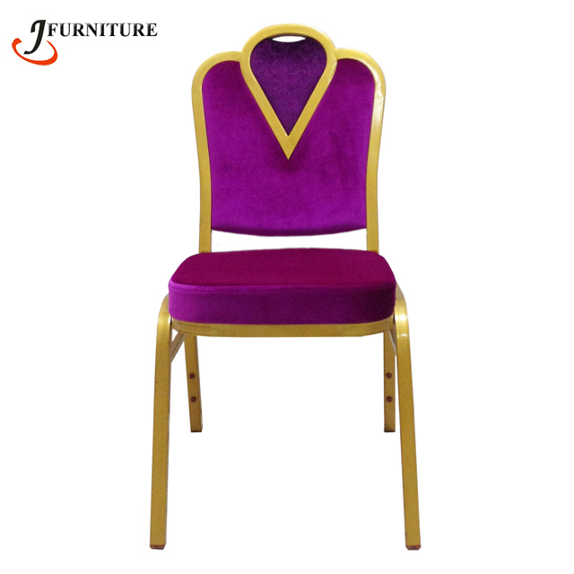 Hotle Cheap High Size Stacking Banquet Chair Used For Wedding